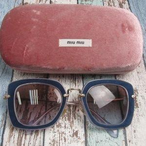 Italy! Miu Miu SMU07O Womens Sunglasses/NDP368